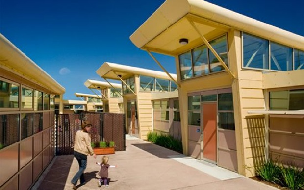 Modular Classroom California ~ School s almost out but these modular eco friendly