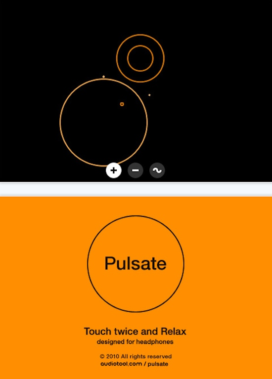 pulsate