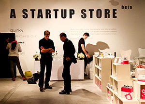 A Startup Store