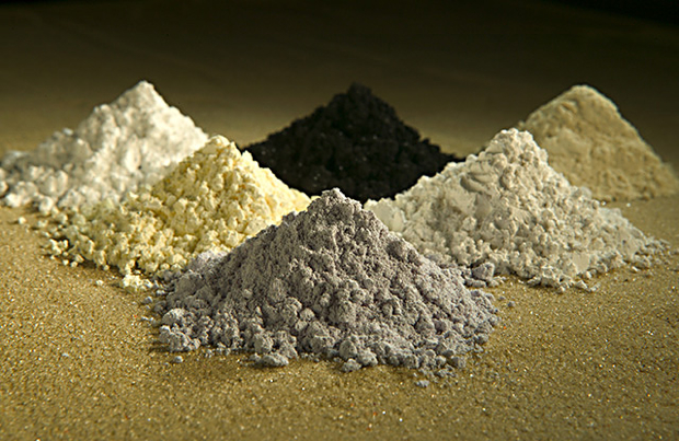 rare-earths