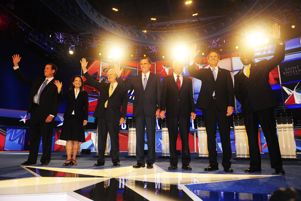 June 13 2001 Republican Presidential debate