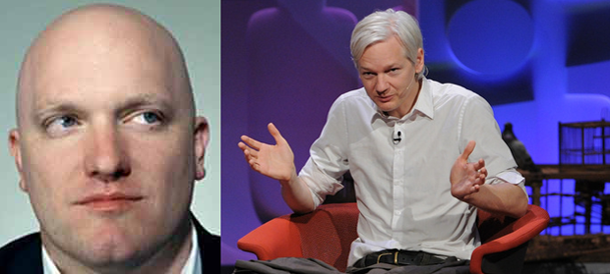 Rieckhoff and Assange