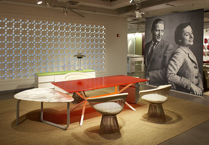 Knoll Lovegrove collection