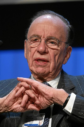 Boogeymen Trifecta: Murdoch Allies With Oil Company, Cheney thumbnail