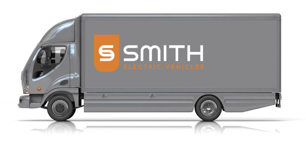 Smith Newton electric Truck
