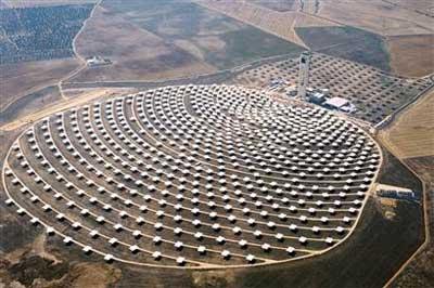 solar Spain