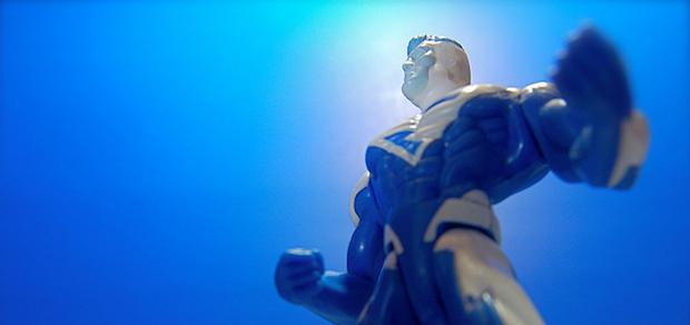 Superman toy