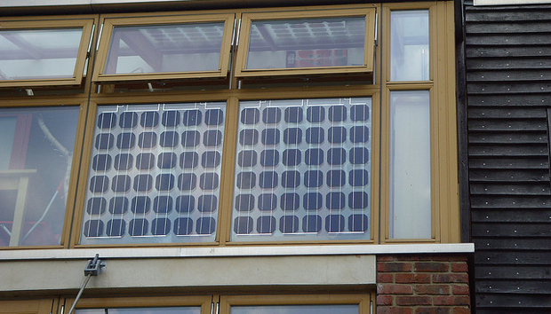 Solar Cells To Make Power Generating Windows Fast