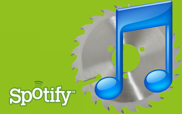 Spotify iTunes