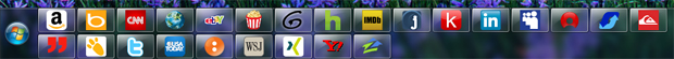 taskbar IE9