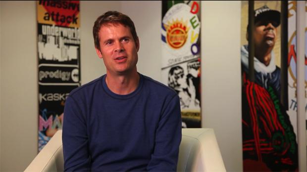 Tim Westergren of Pandora