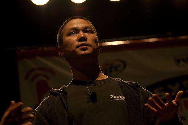 Zappos.com CEO <a href=