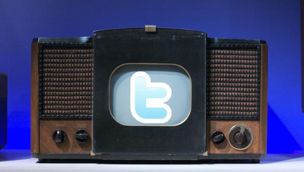 Twitter vintage TV