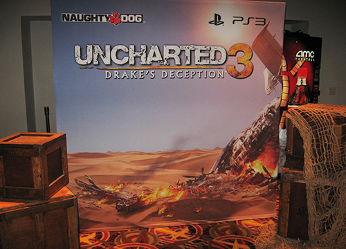 Uncharted Event