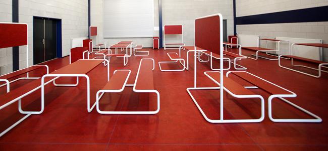 School Furniture Designed To Help Fidgety Kids Concentrate Co Design Busi