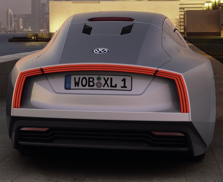 how volkswagen 39 s xl1 concept gets 261 miles to the gallon co design business design. Black Bedroom Furniture Sets. Home Design Ideas