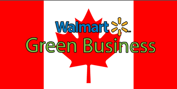 Walmart green