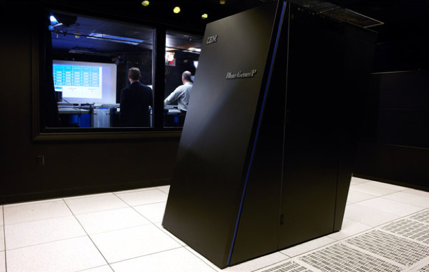 IBM's Watson Jeopardy