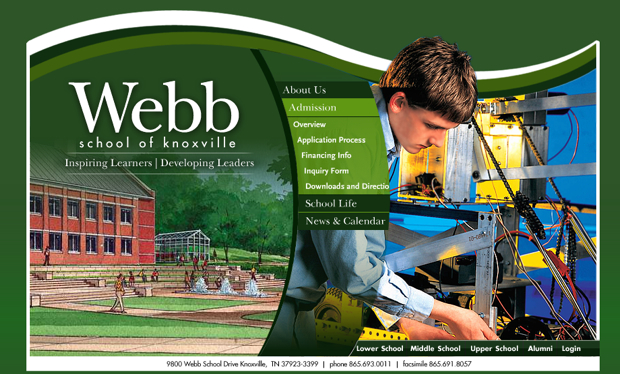 Webb School in Tennessee