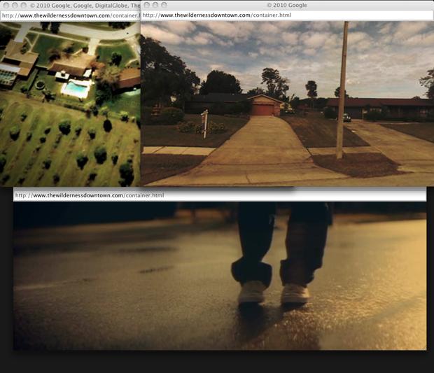 interactive music video