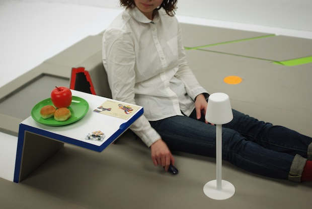 Almost Genius: A Carpet That Transforms Into Furniture | Fast ...
