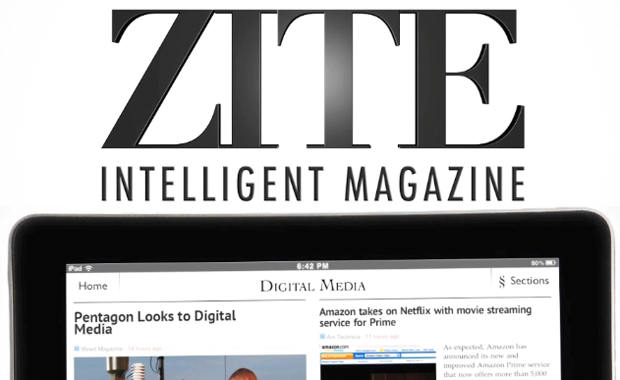 Personalized iPad Magazine Zite Learns As You Read, Challenges ...
