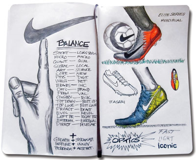 best loved 5219d 7c2da How Nike s CEO Shook Up the Shoe Industry