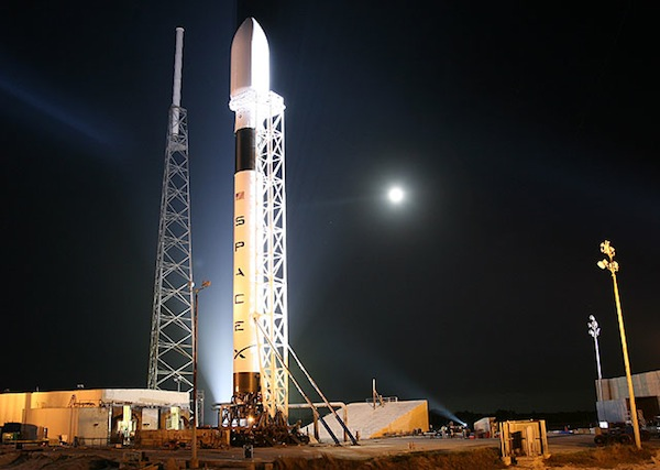 spacex falcon9