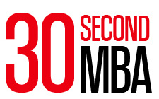 30 Second MBA