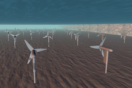 A Wave of Popularity for Tidal Turbines