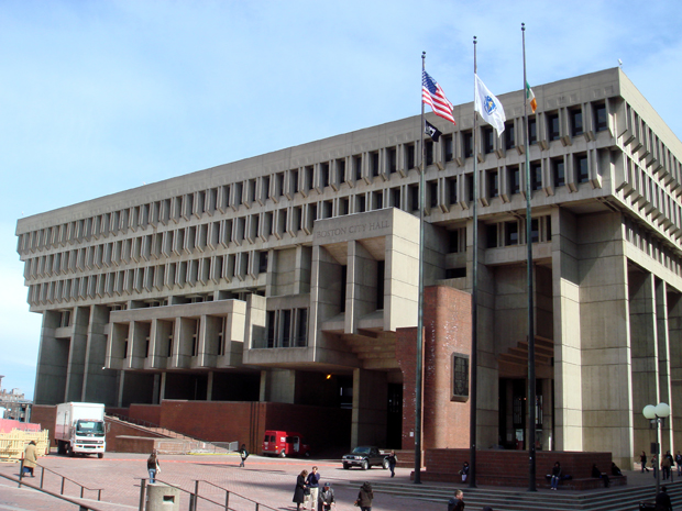 Boston S Ugliest Buildings Are Surprise All Brutalist