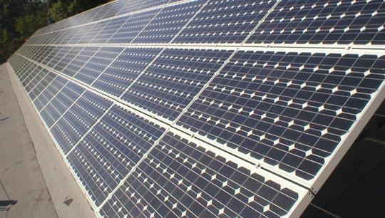 SunRun panels