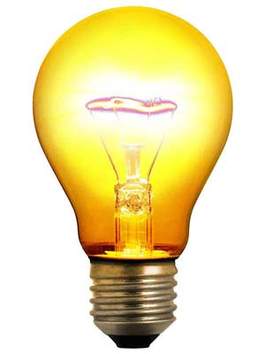 light bulbs facts for kids