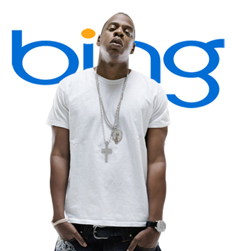 jay z bing questions In fact, bing's decode jay-z campaign wasn't for jay-z's book, but a way to engage  click here to visit our frequently asked questions about html5 video.