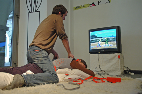 PlayStation Massage Me