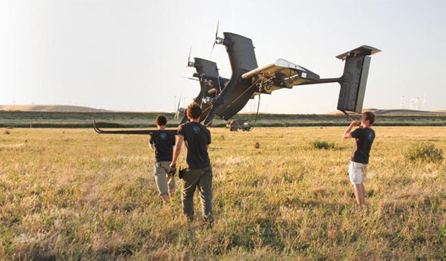 Makani Airborne Wind Turbine