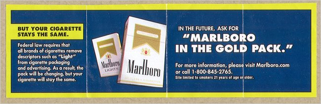 Marlboro ad