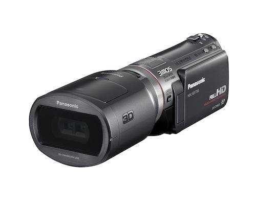 Panasonic 3-D camera