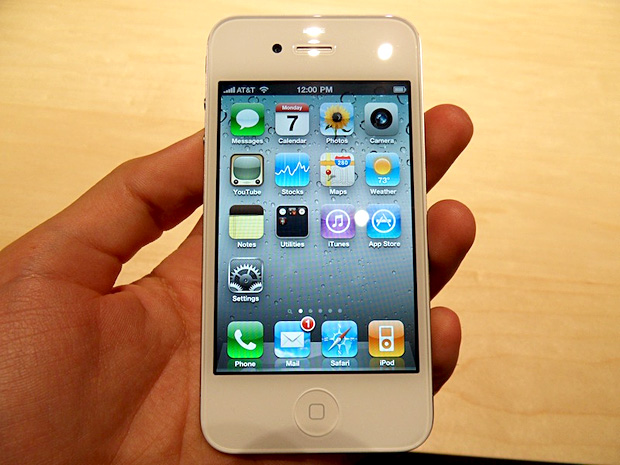Apple's iPhone 4 Screen Is Better Than Your Retinas