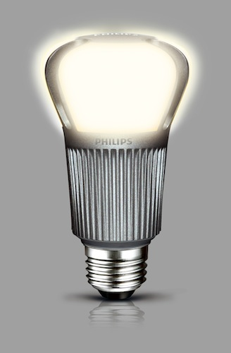 Philips' New Green 12-Watt LED Bulbs Could Replace 425 Million 60 ...:Philips lifted the veil–or perhaps, pulled back the shutter–on its new  EnduraLED effort at the Lightfair International tradeshow, but it'll be a  few months ...,Lighting