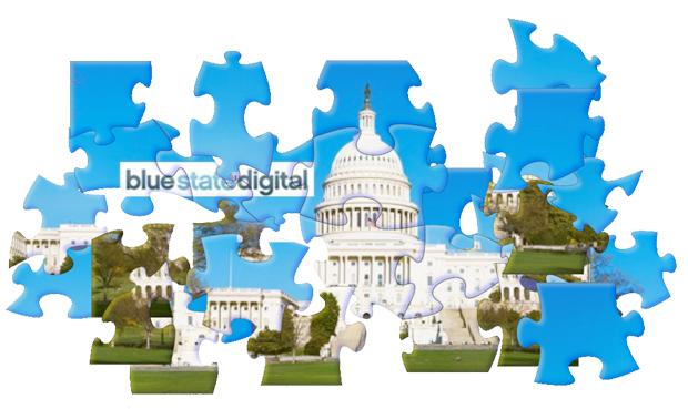 Blue State Digital D.C. puzzle