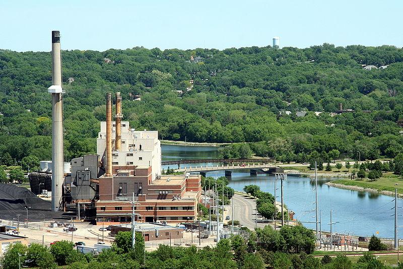 Silver Lake plant