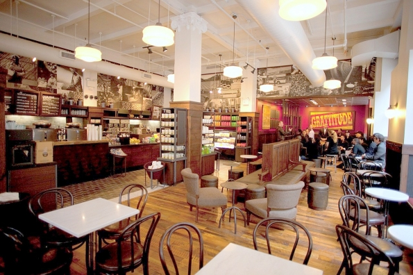 Starbucks Opens LEED Pilot Shop in NYC