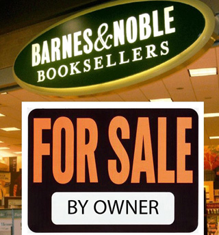 Barnes and Noble for sale