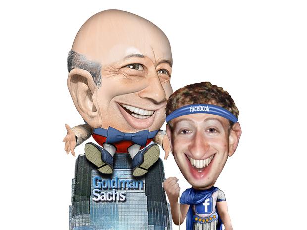 Blankfein Zuckerberg