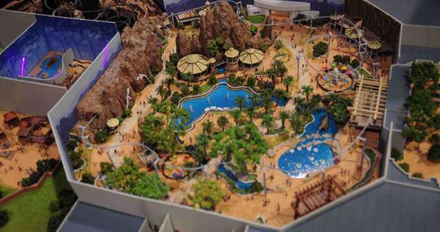 Second phase of construction at jurassic dream set to conclude at a