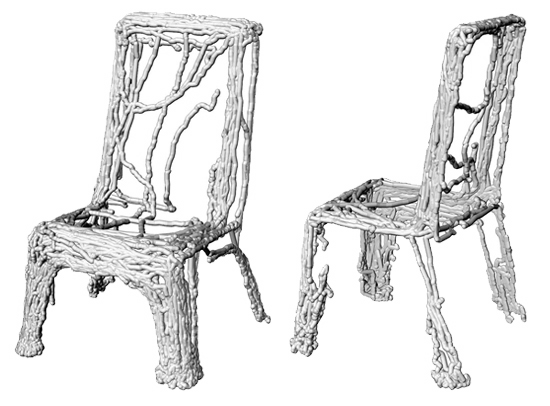 Debug chair