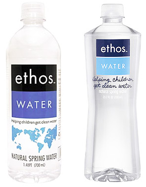 Changing Consumer Behavior One Water Bottle at a Time