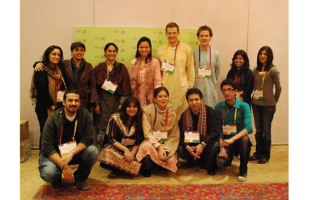 Pakistan delegation from Google and YouTube