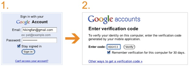 Google Adds Phone Centric Double Stage Account Login For Security